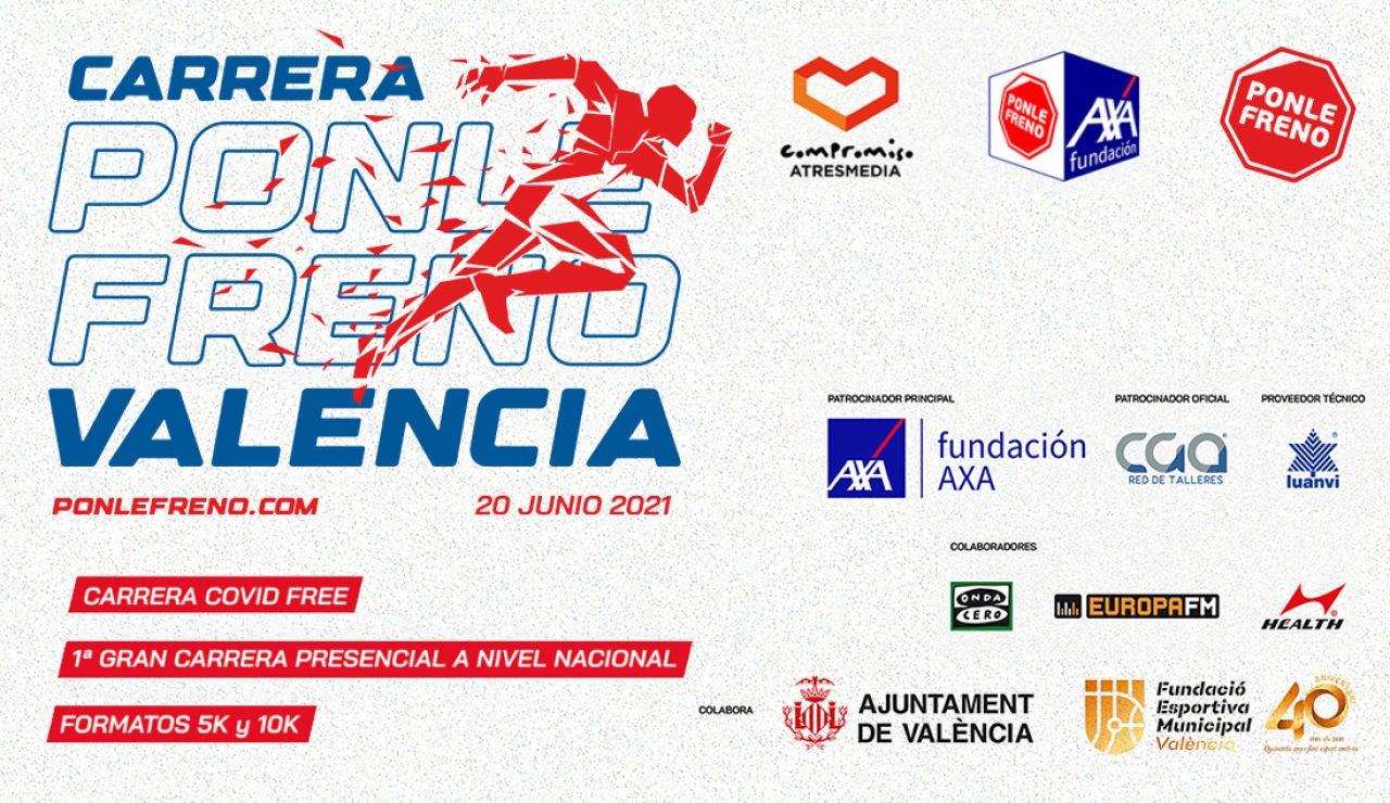 Carrera Ponle Freno Valencia