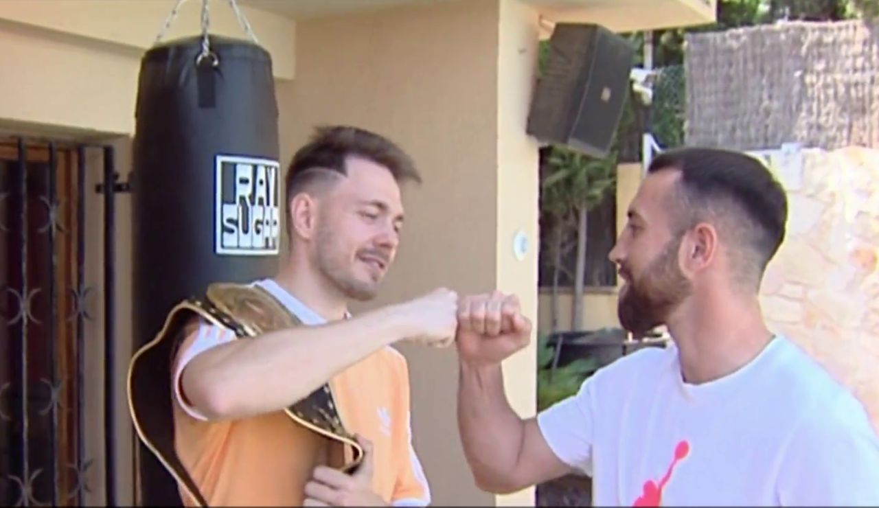 """Reven, el ganador de la velada de boxeo entre youtubers de Ibai Llanos: """"Asumes que te van a llegar hostias"""""""