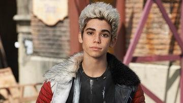 Cameron Boyce como el hijo de Cruella de Vil en 'Los Descendientes'