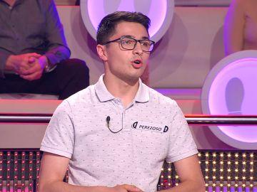 Perezoso sorprende en '¡Ahora caigo!' al lanzarse a cantar una jota aragonesa
