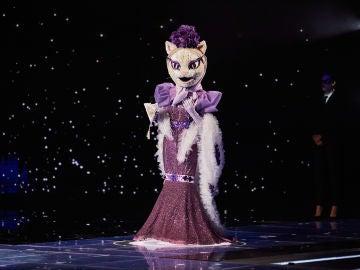 Gatita, pura energía con 'Last Dance' en el Duelo Final de 'Mask Singer'