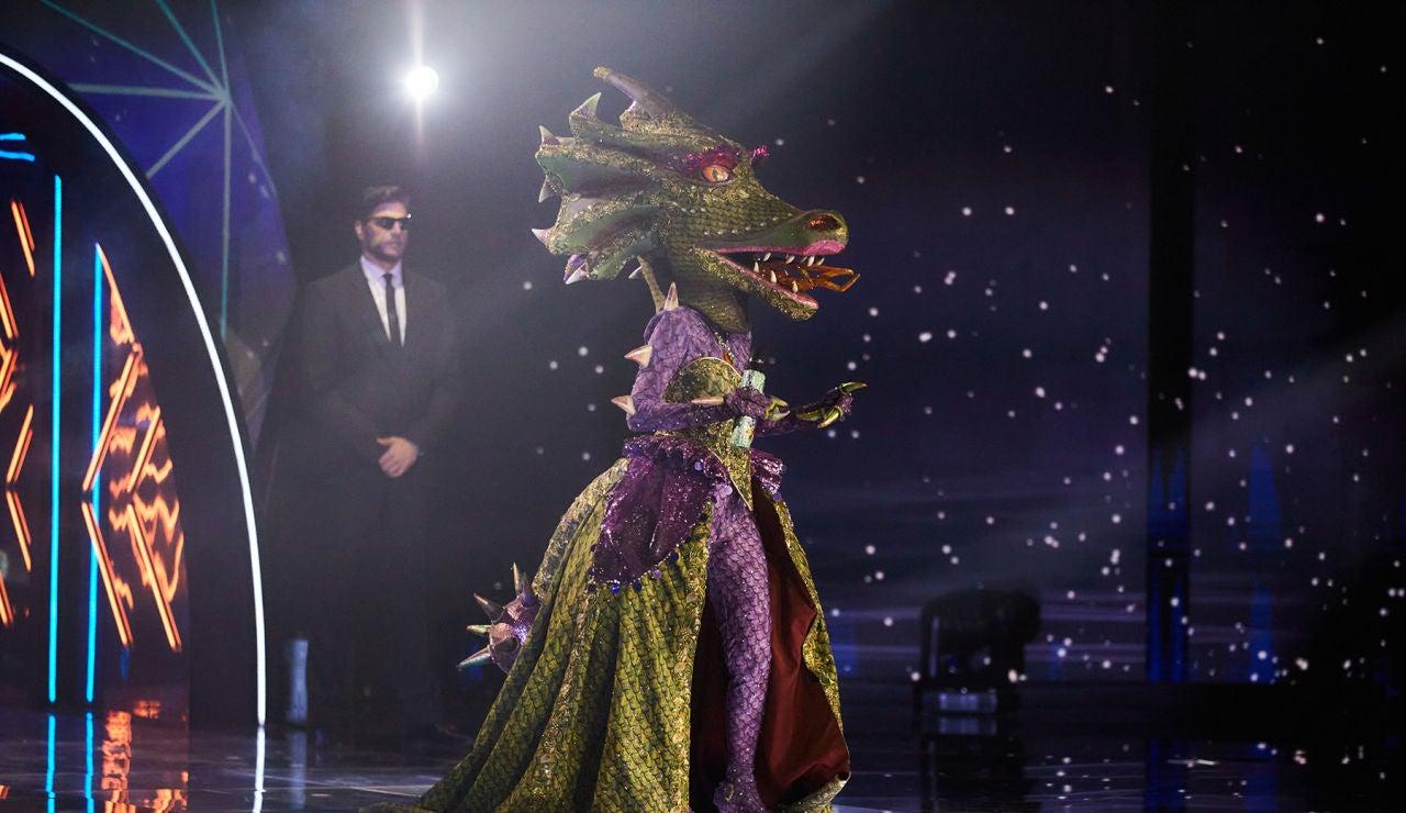 Dragona se reúne con 'Marta, Sebas, Guille y los demás' en el Duelo Final de 'Mask Singer'