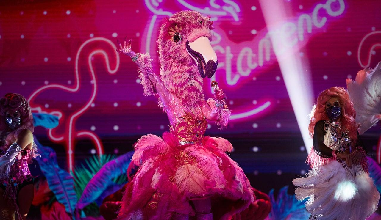 El Flamenco nos habla de sus 'Dramas y comedias' sobre el escenario de 'Mask Singer'
