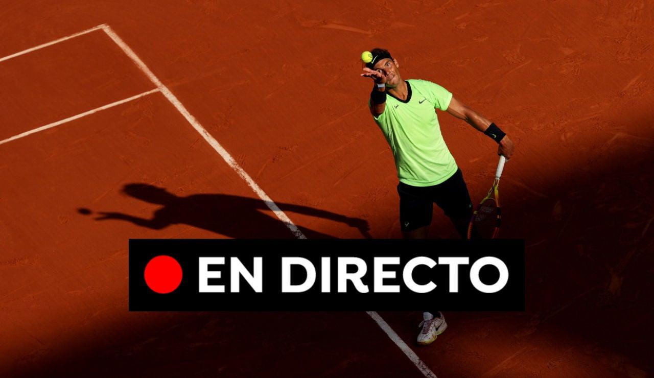 Rafa Nadal - Diego Schwartzman, en directo hoy: Roland Garros 2021, en vivo