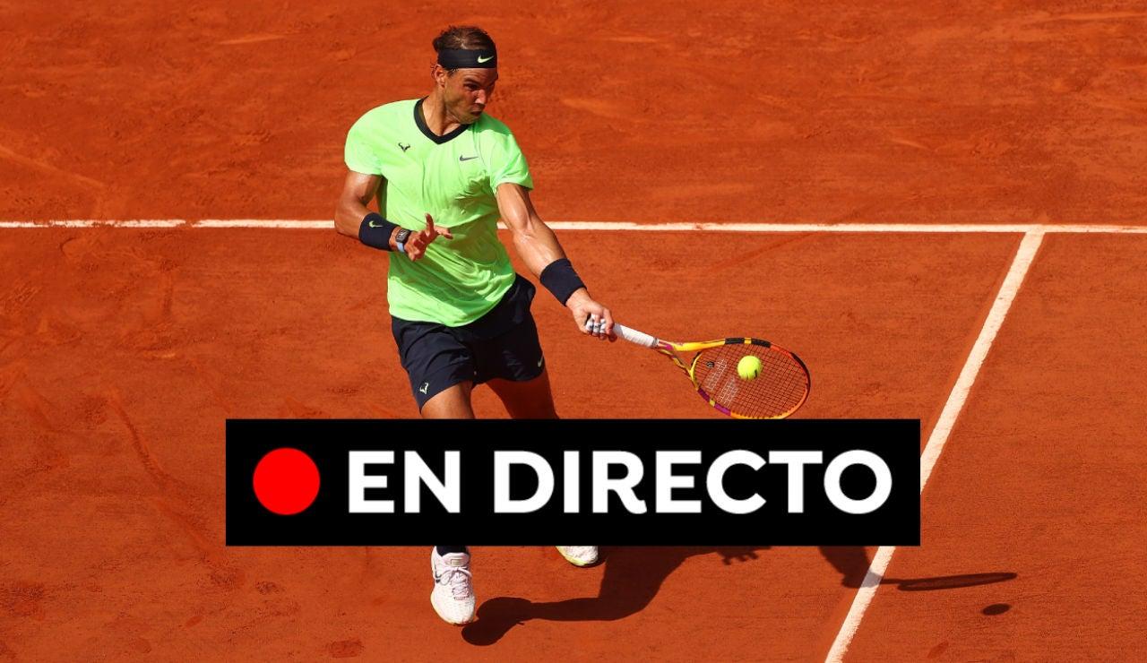 Nadal - Schwartzman: Sets y resultado del partido del Roland Garros hoy, en directo