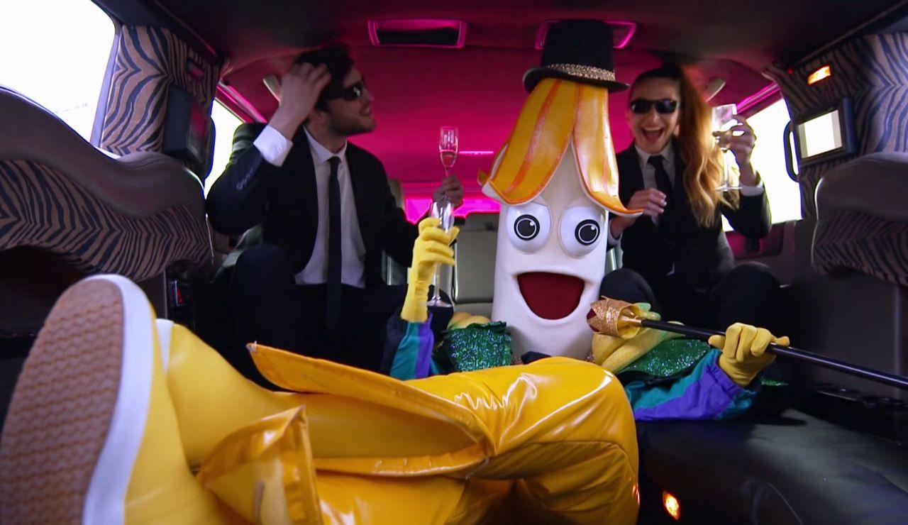 """El Plátano en sus primeras pistas: """"Soy más famoso que el plátano de Canarias"""""""