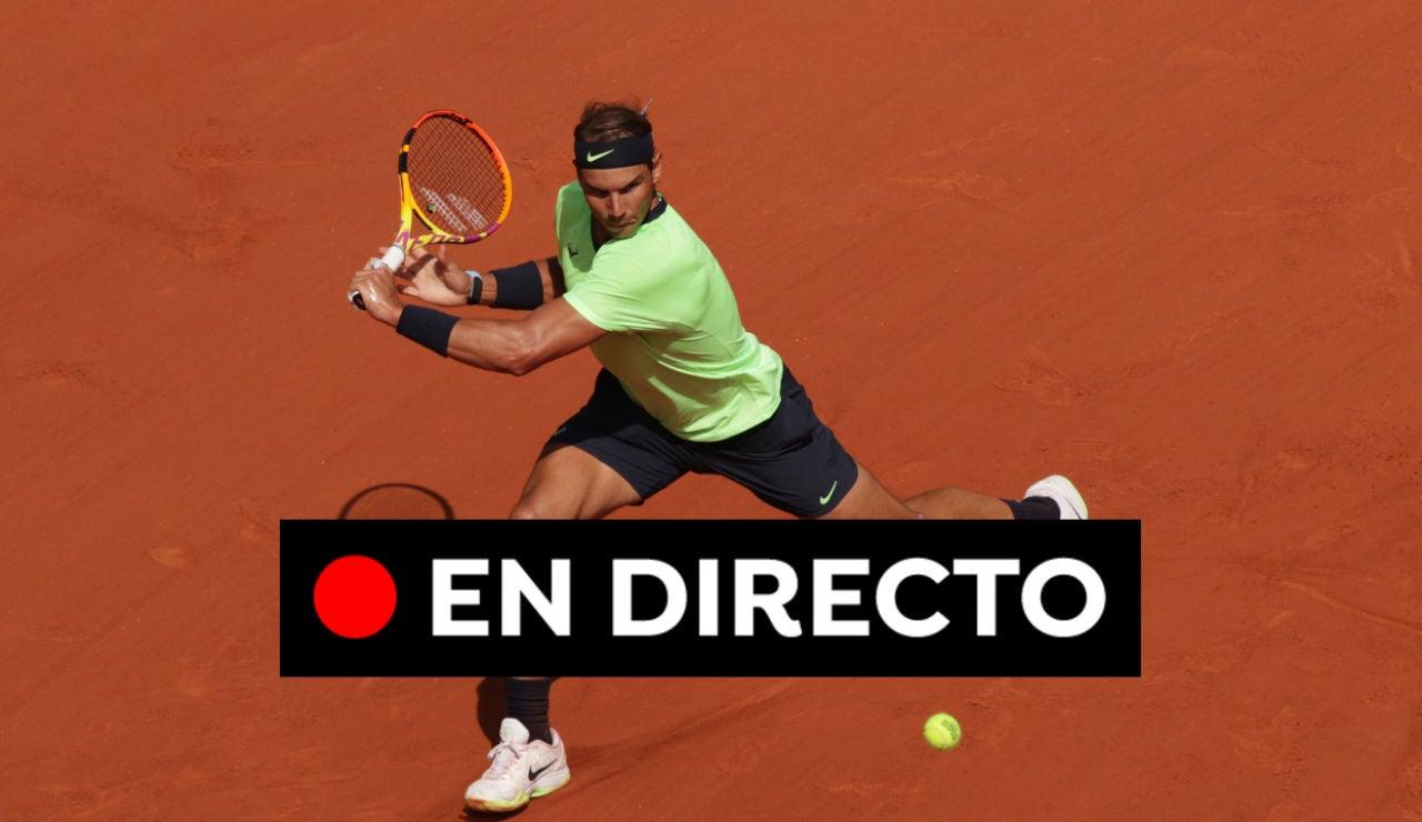 Nadal - Schwartzman en vivo: Resultado del partido del Roland Garros, en directo