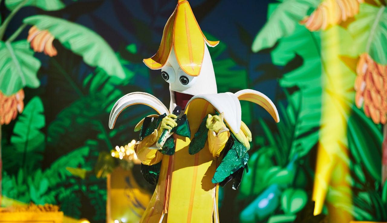 El Plátano conquista al público con 'Vida de rico' de Camilo