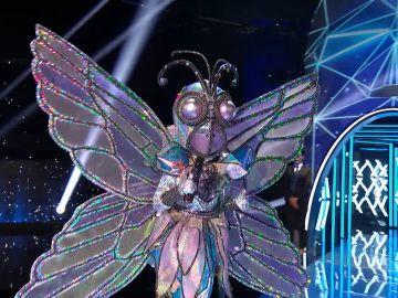 La Mariposa se desvive con 'These boot are made for walking' en el Duelo Final