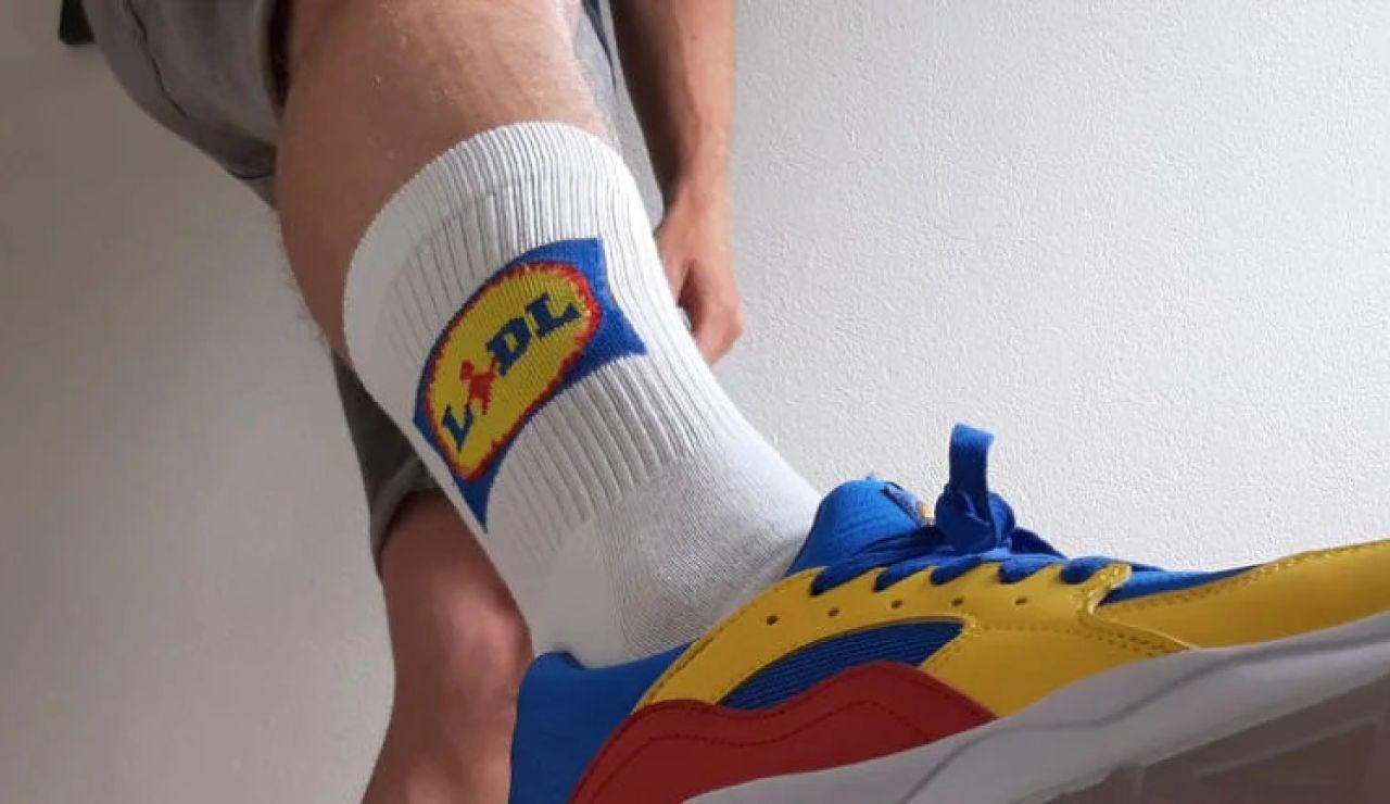 Lidl pone a la venta sus famosas zapatillas por 1 céntimo