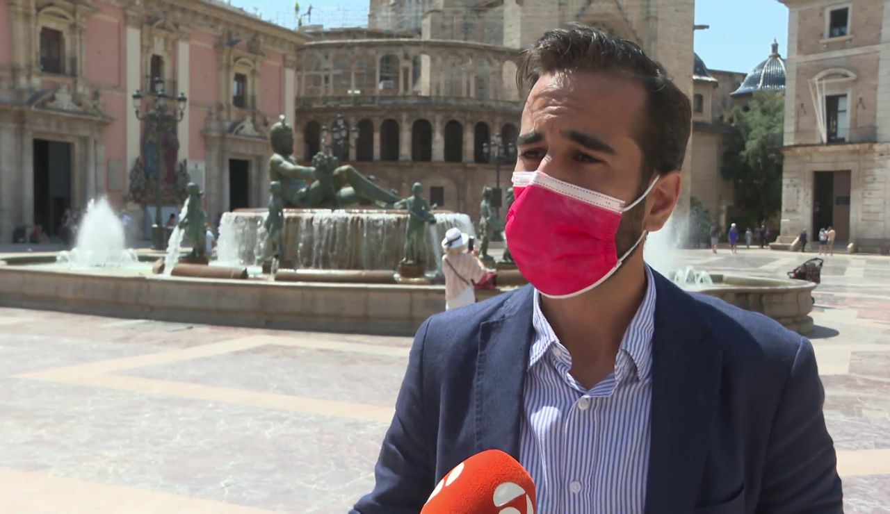 El PSOE valenciano culpa a Madrid de que no lleguen turistas británicos a España