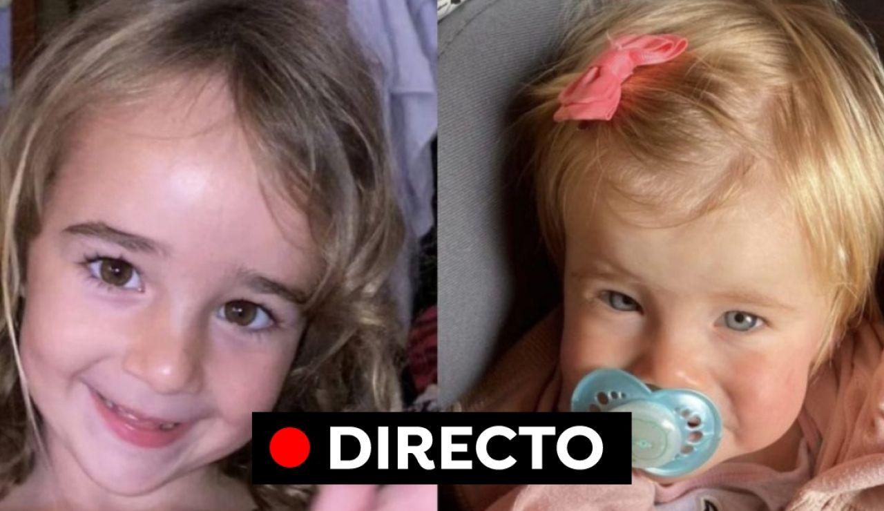 Última hora de las niñas desaparecidas en Tenerife: Noticias en directo