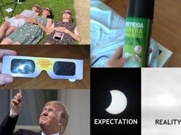 Estos son los mejores memes del eclipse solar de hoy