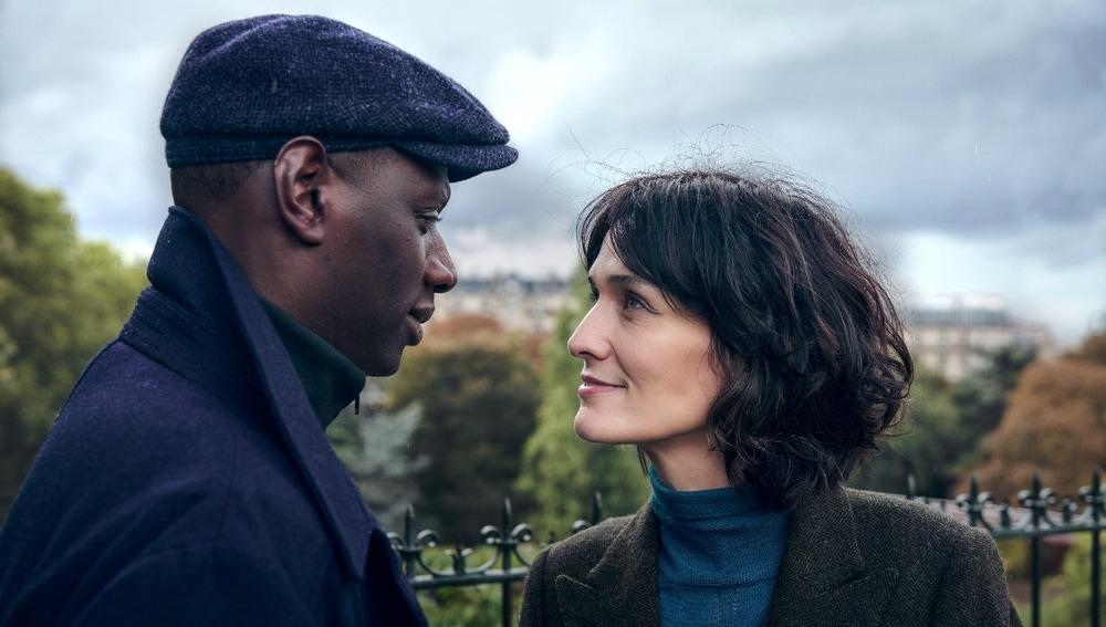 Omar Sy y Clotilde Hesme en la segunda parte de 'Lupin'