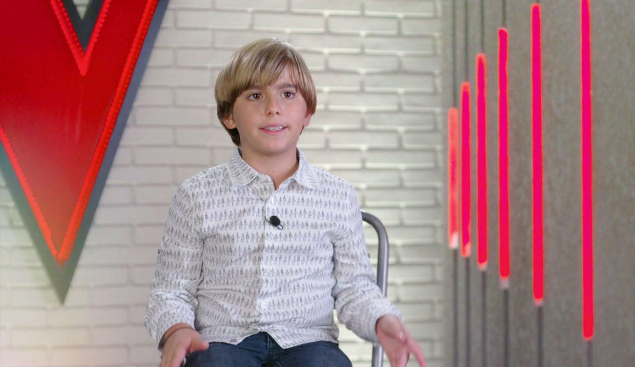"""Jesús Montero: """"Soy el fan número uno de 'La Voz Kids'"""""""