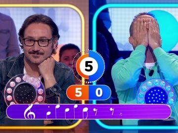 """Cristóbal Soria repite su error y se queda sin segundos en 'La Pista': """"¡Te puede el ansia!"""""""