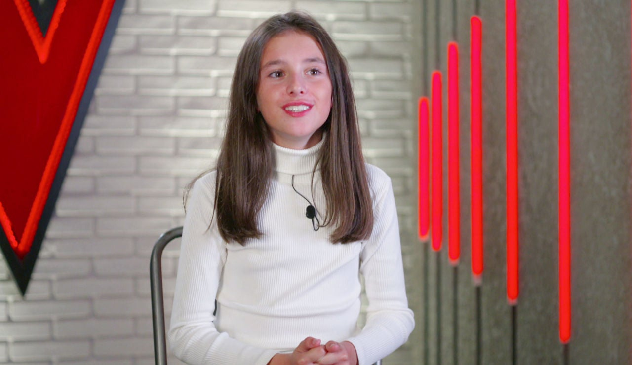 """Marta Fernández: """"Voy con mucha frecuencia al estudio de mi padre"""""""