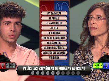 Ana Belén y Gamito enfrentados en un cara a cara vital por la fase estratégica