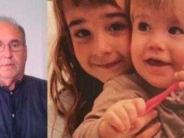 Joaquín Amills cuenta que la madre de las niñas de Tenerife quiere quitarles el apellido