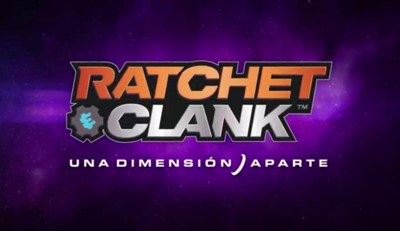 'Ratchet&Clank: Una dimensión aparte': estas son las grandes novedades que necesitas saber