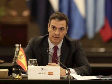 """Pedro Sánchez, sobre las niñas de Tenerife: """"Todavía hay gente en España que niega la violencia vicaria"""""""