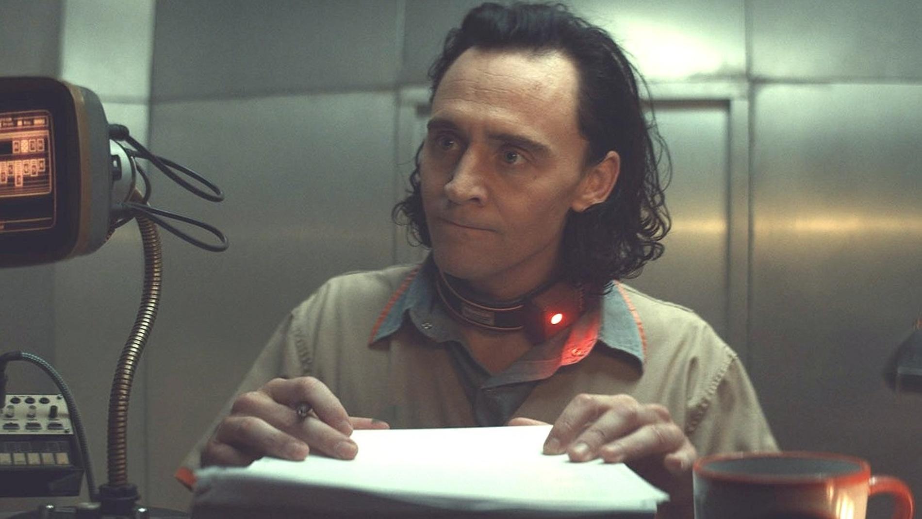 Tom Hiddleston en la serie de 'Loki'