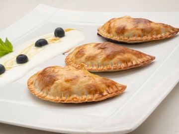 Sencilla e instantánea: empanadillas de arándonos, de Karlos Arguiñano