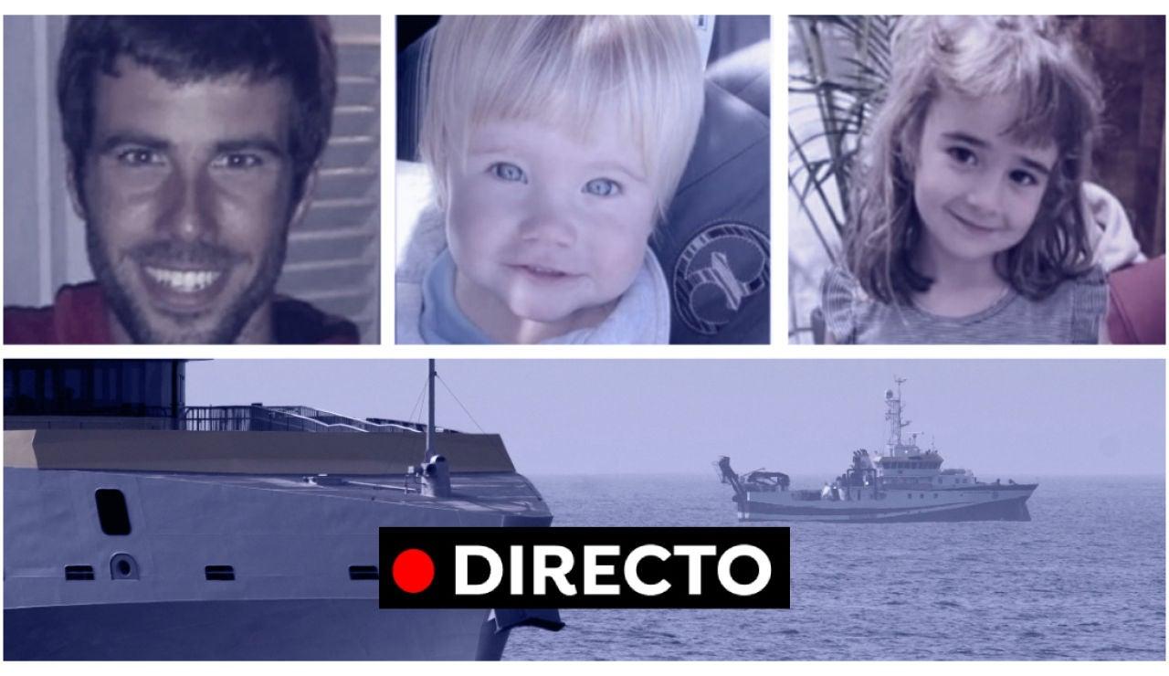 Niñas desaparecidas en Tenerife: Última hora Tomás Gimeno, Beatriz y la búsqueda hoy, en directo
