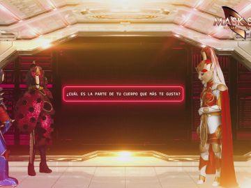 Dama Centella se enfrenta a la entrevista más íntima con Robot y Mariquita