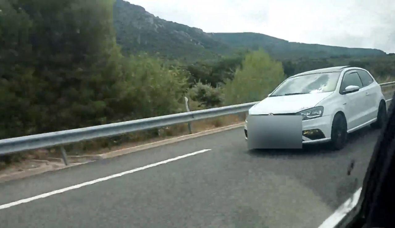 Detienen a un joven como presunto autor de un delito de robo y a otros dos por 3 delitos contra la seguridad vial en Estella, Navarra
