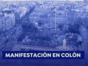 Este es el recorrido de la manifestación de Colón el 13 de junio