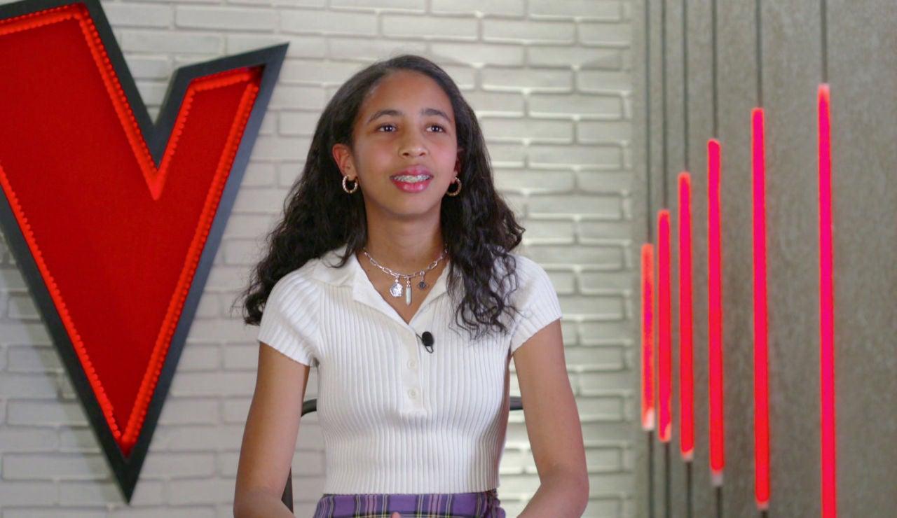 "Lisbel Francisco: ""De mayor quiero ser profesora de lenguaje musical"""