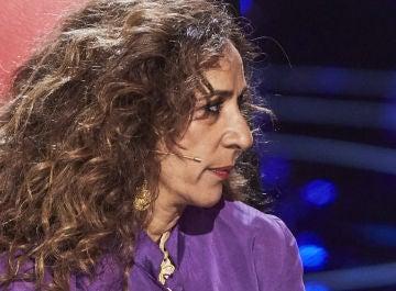 Rosario Flores en las Audiciones a ciegas