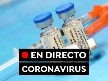 Coronavirus hoy: Restricciones en las comunidades, última hora de la vacunación y datos de contagios en España, en directo