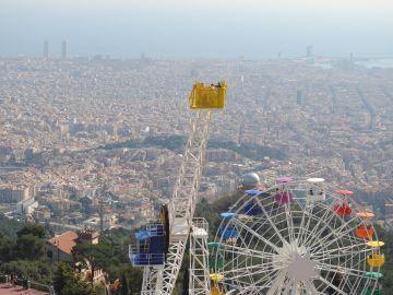 Así es el nuevo funicular que conecta Barcelona y el Tibidabo