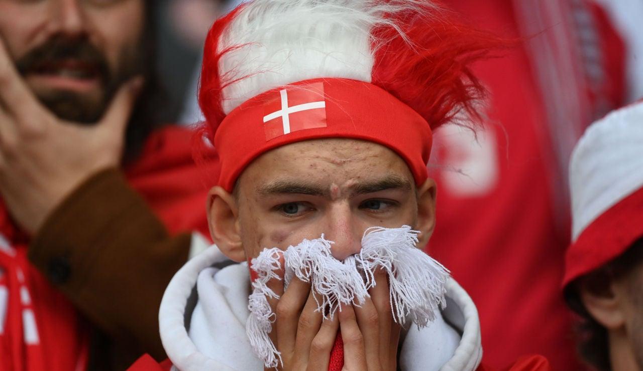 El mundo del fútbol se vuelca con Eriksen