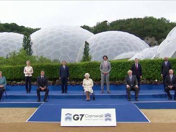Biden convence a los líderes del G7 para lanzar un plan de infraestructuras que contrarreste el avance de China