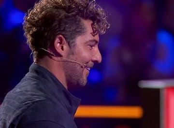 El aplaudido gesto de David Bisbal cuando una talent rompe a llorar en 'La Voz Kids'