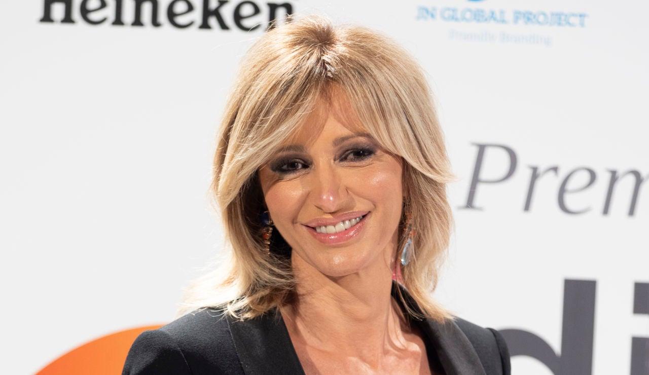 Susanna Griso en los premios Diversa