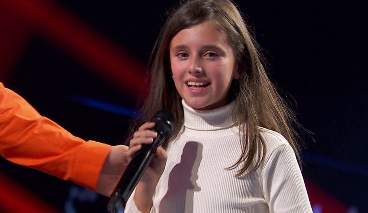 Una talent sorprende a David Bisbal con un comentario sobre su estilismo en 'La Voz Kids'