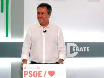 El alcalde de Sevilla y candidato a las primarias del PSOE-A, Juan Espadas