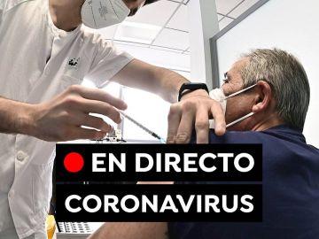 Coronavirus España hoy: Última hora de la vacunación, medidas y contagios de la COVID-19, en directo