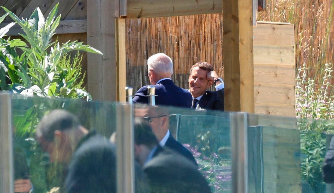 Una barbacoa o Boris Johnson bañándose en el mar, algunas de las anécdotas del G7