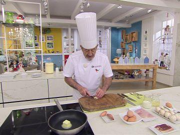 Karlos Arguiñano revela su secreto: ¿Cómo se hace la auténtica salsa carbonara?