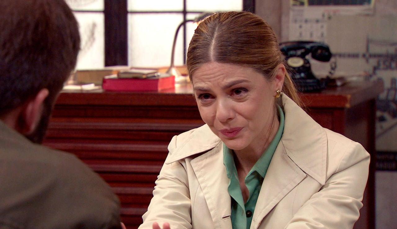 Simón vuelve a ver a Maica y Gorka, ¿para despedirse de ellos?