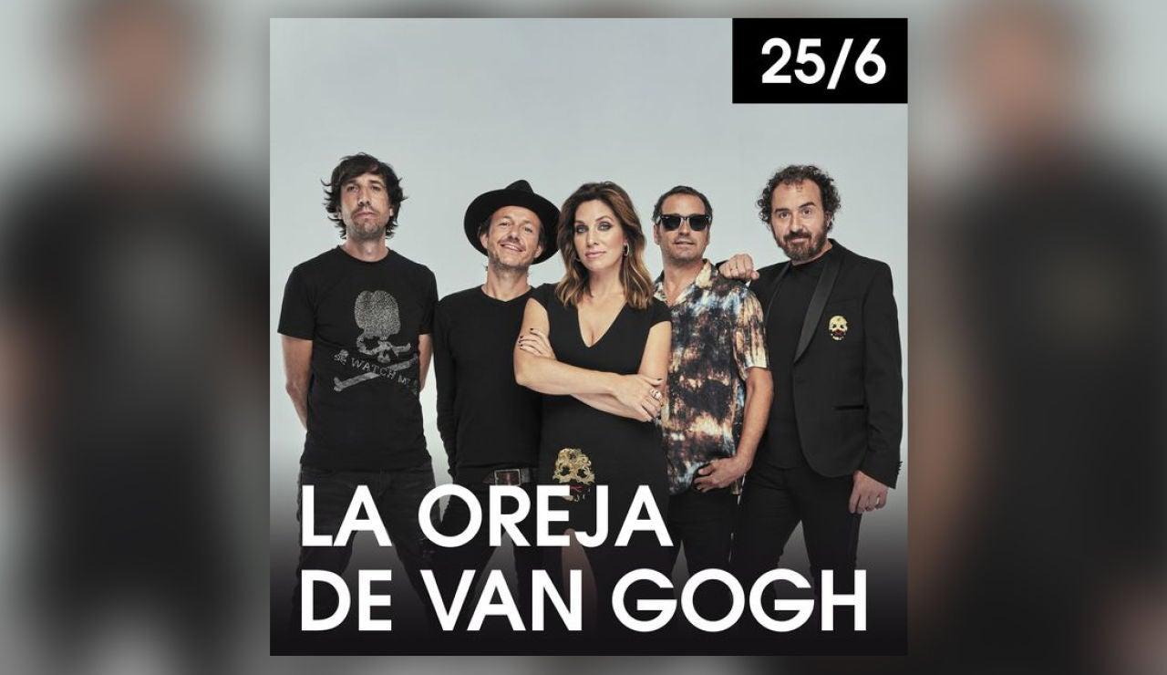La Oreja de Van Gogh en Starlite el viernes 25 de junio