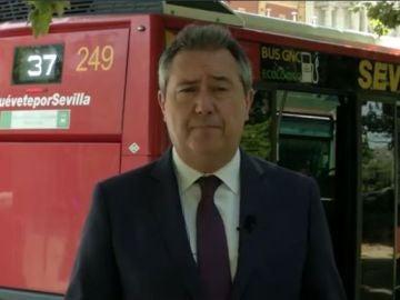 Juan Espadas, ganador  primarias del PSOE-A