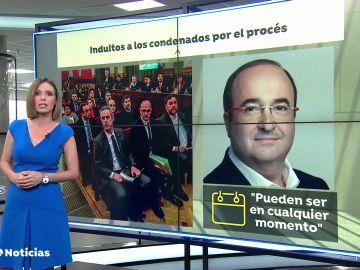 Miquel Iceta apuesta porque salga un nuevo Estatuto de autonomía de la Mesa de Diálogo