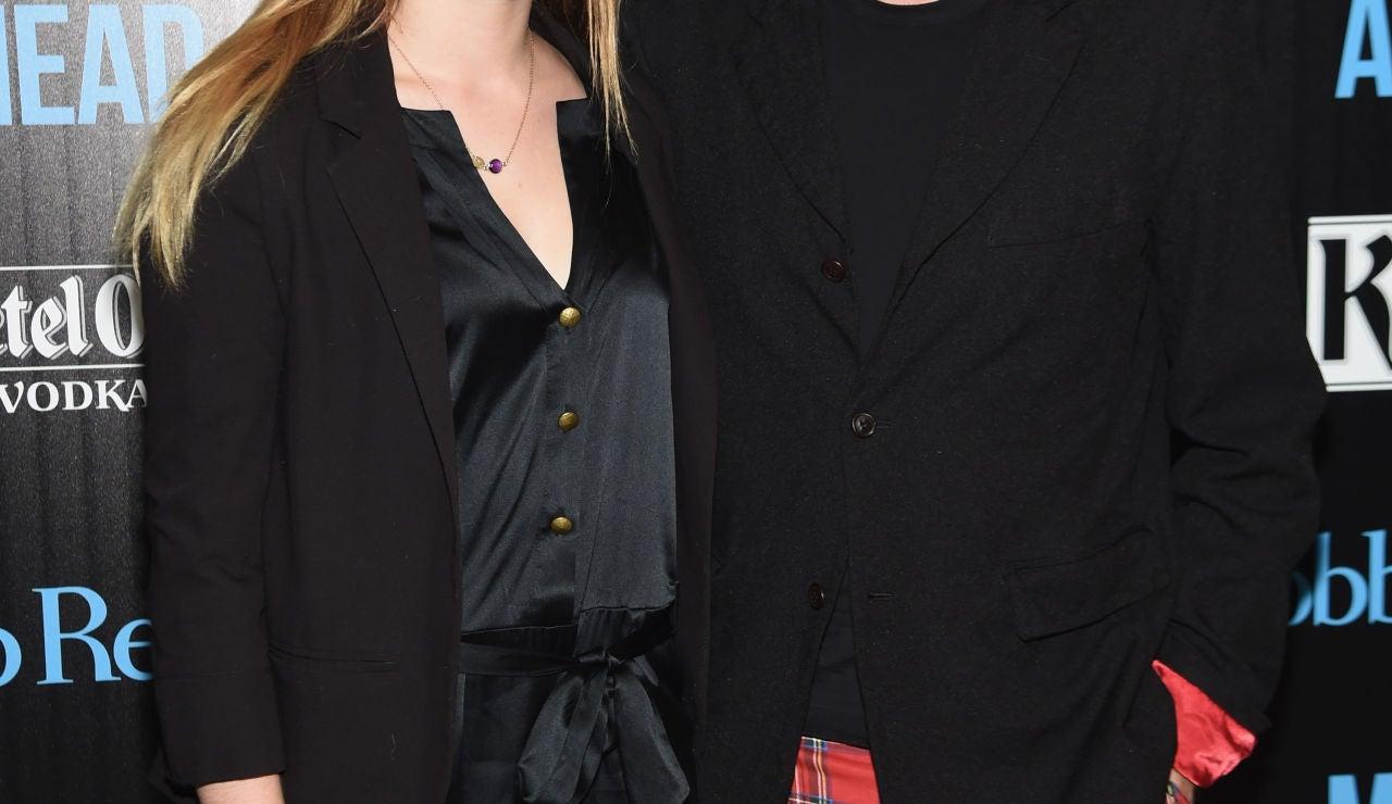 Ewan McGregor y su hija Clara