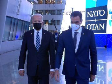 Pedro Sánchez y Joe Biden mantienen hoy su primer encuentro con la crisis con Marruecos como telón de fondo
